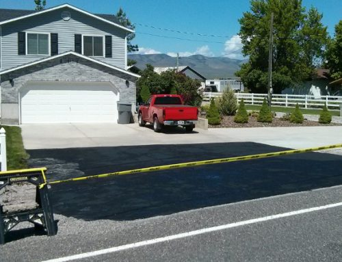 How to Seal Coat Your Asphalt Driveway