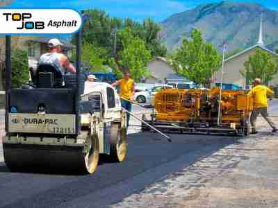 Top Job Asphalt Paving Portfolio
