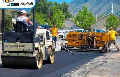 Top Job Asphalt Paving Portfolio