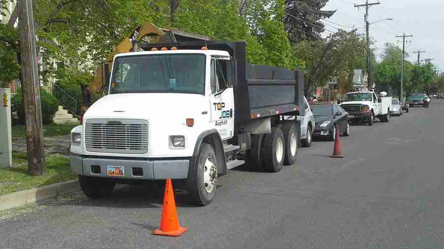 municipal asphalt maintenance