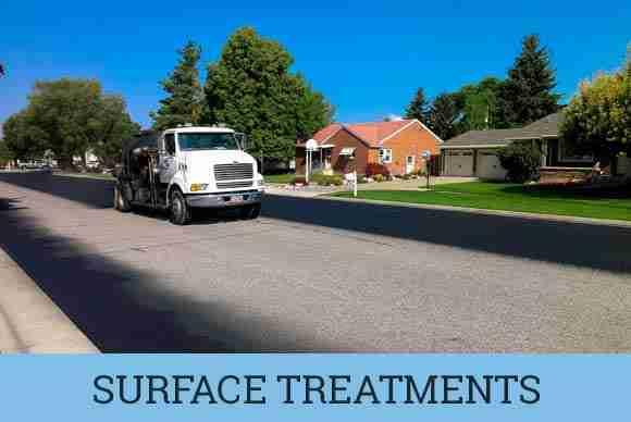 municipal asphalt surface treatments