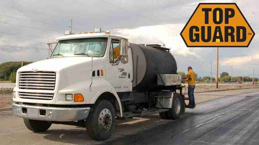top guard asphalt maintenance