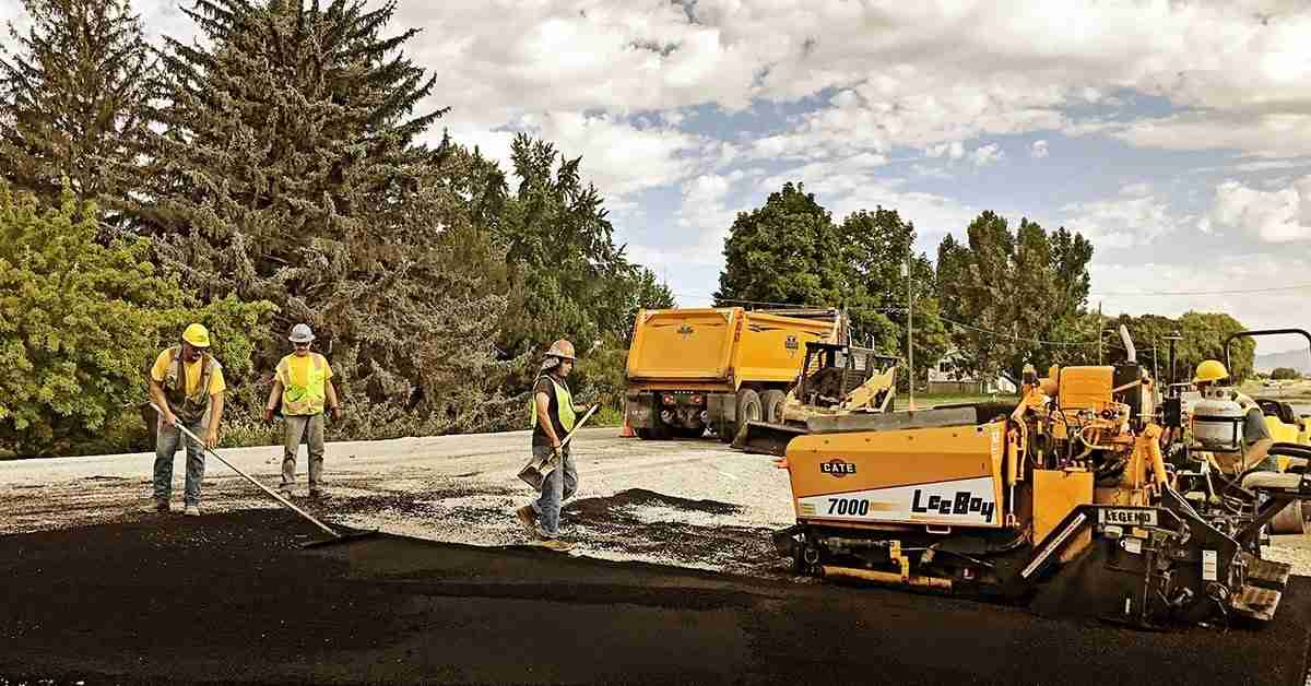 The Basics of Asphalt Paving Costs